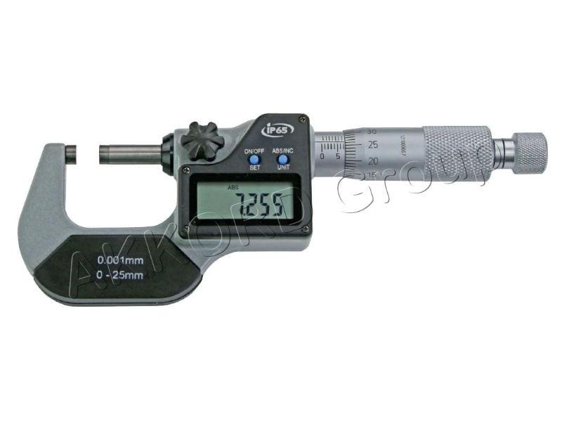 Micrometru digital de exterior ip65